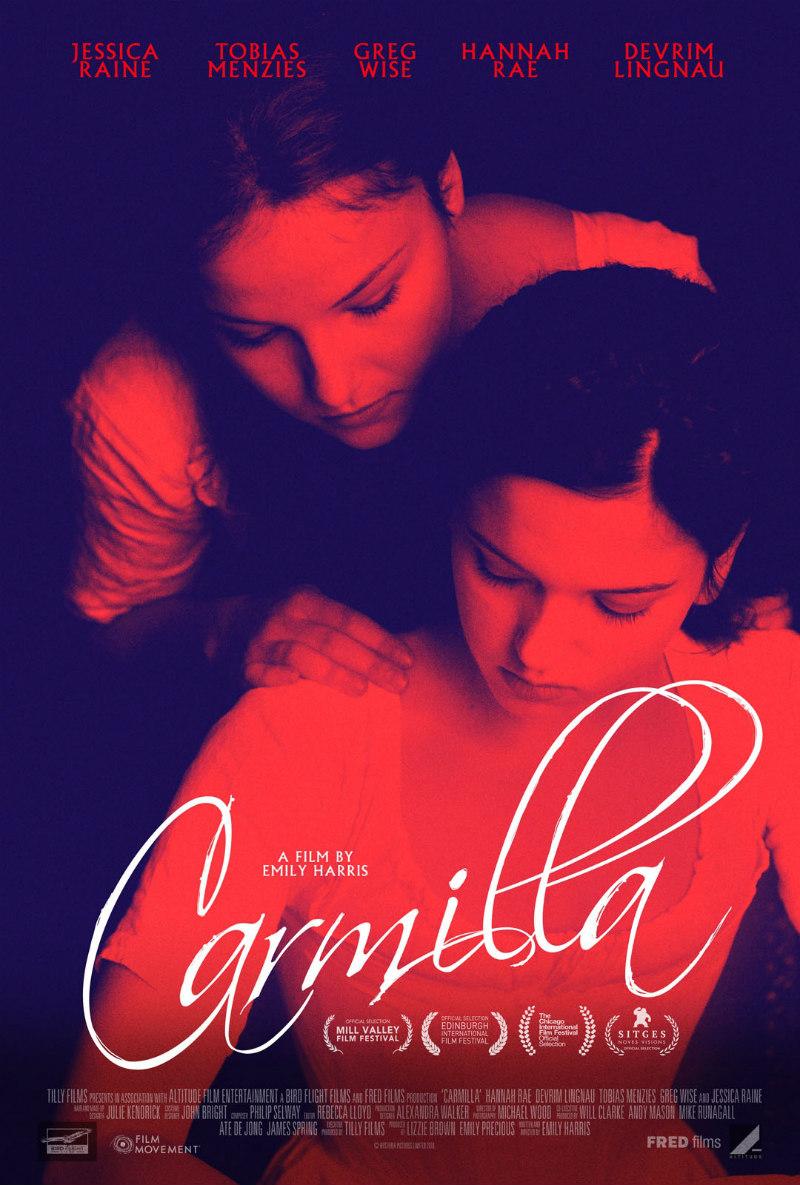 carmilla 2020 film poster