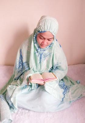 kegiatan membaca alquran selama ramadhan