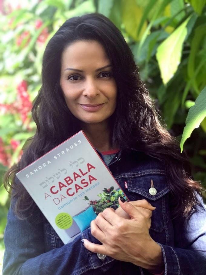 Livros: Em Brasília: Sandra Strauss ensina técnica sobre a Cabala da Casa