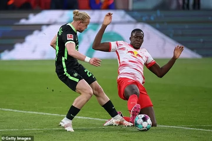 Liverpool trigger Konate's £36m release clause and agree personal terms