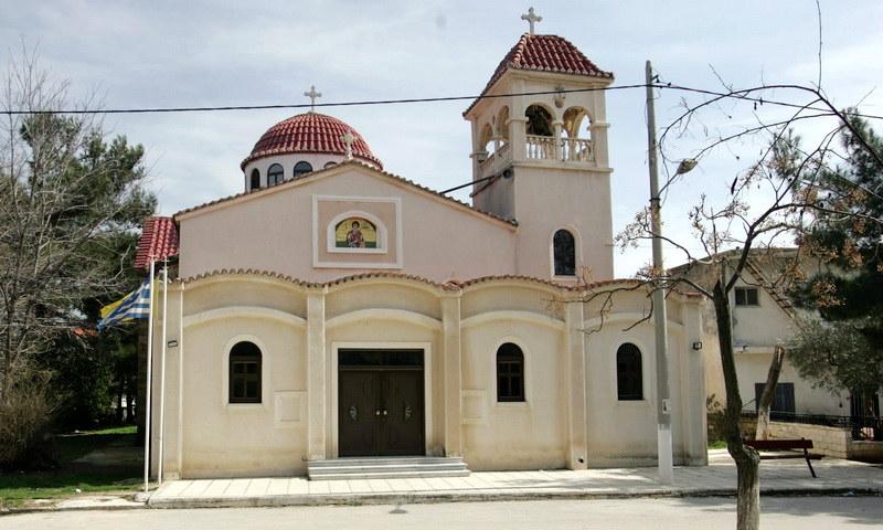Πανήγυρις Ιερού Ναού Αγίου Παντελεήμονος στην Παλαγία Αλεξανδρούπολης