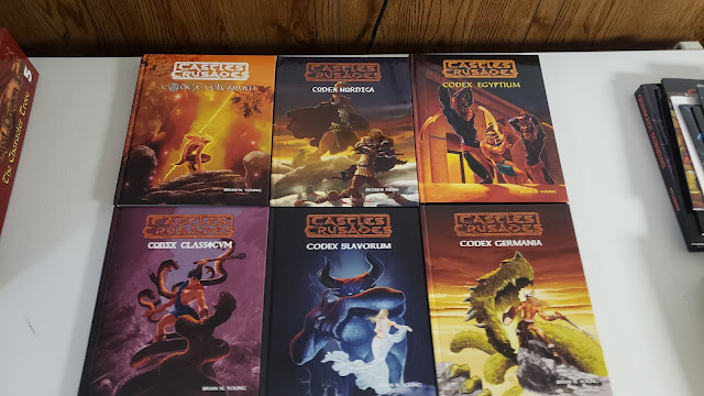 Codex myths series