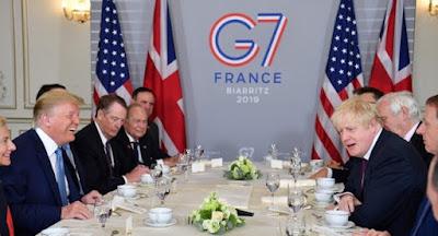 """Лидеры G7 планируют проведение саммита в """"нормандском формате"""" в ближайшие недели"""