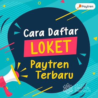 Cara Daftar Loket Paytren