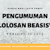 Pengumuman Kelolosan Beasiswa Rumah Amal Lazis UNNES Periode II 2019