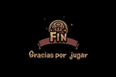 El Pequeño Rincón de los Grandes RPG - Mario & Luigi Superstar Saga - Fin / The End