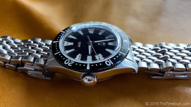 Emperor Diver 2017 WatchUseek F71 Forum Watch profile