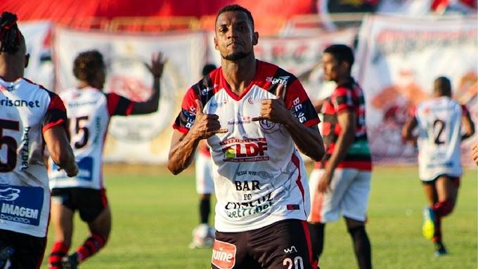 Campinense vence Guarany-CE e está nas quartas de final da Série D