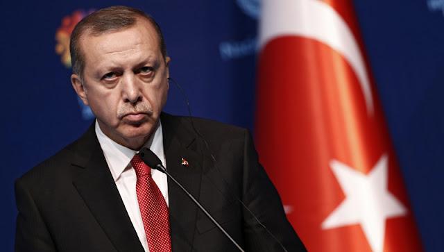 Ερντογάν: Η ΜΙΤ κάνει καλή δουλειά στη Λιβύη