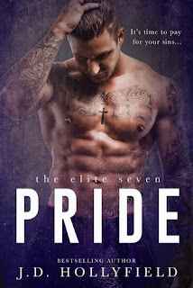 Pride by JD Hollyfield