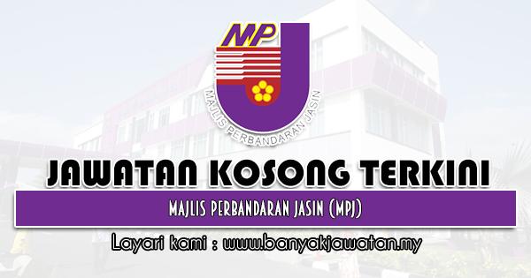 Jawatan Kosong 2021 di Majlis Perbandaran Jasin (MPJ)