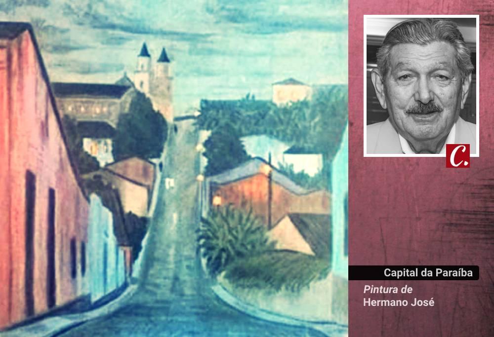 literatura paraibana cronica pinturas hermano jose