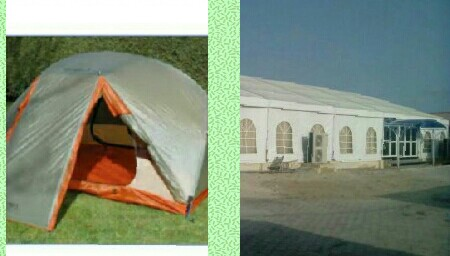 Different -types -Tents