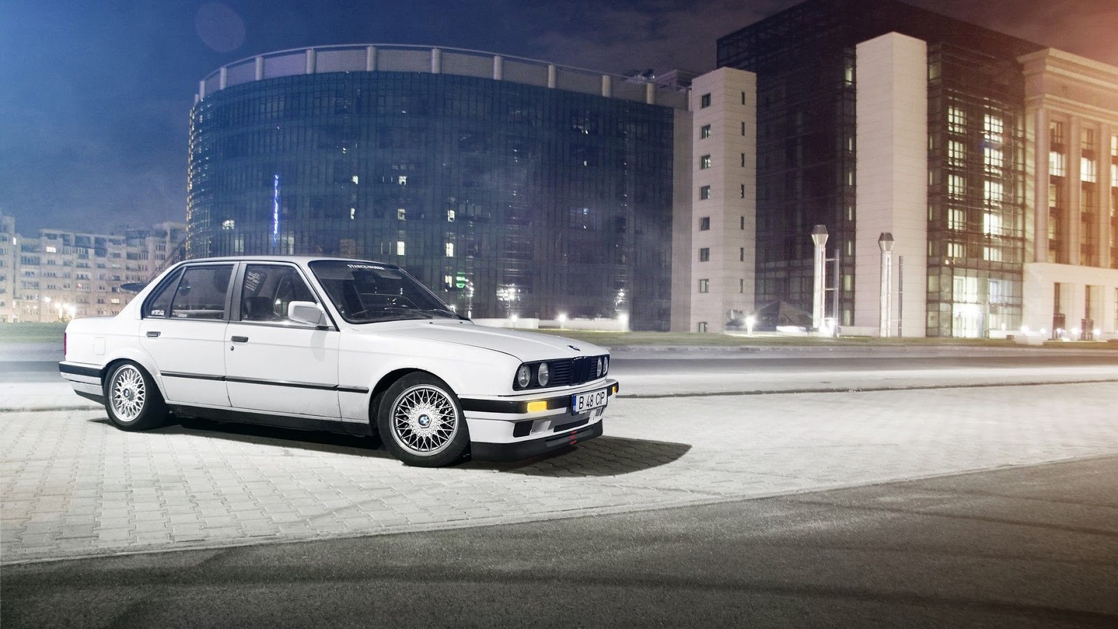 Fond Ecran Bmw E30 Fonds Dcran HD