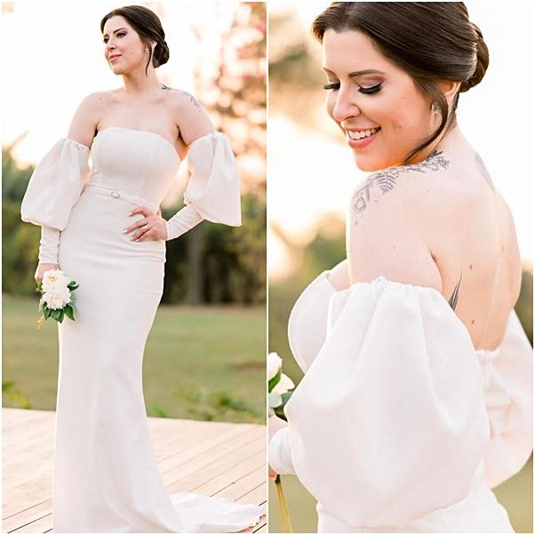 vestido de noiva Andressa Ganacin