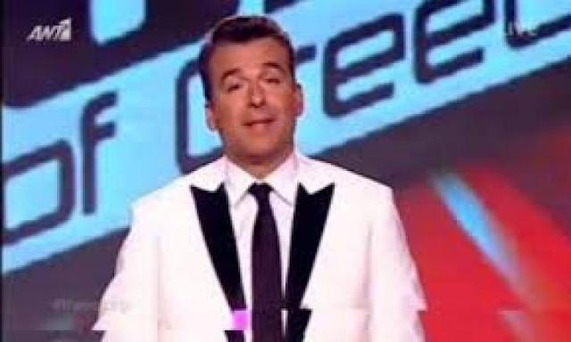 X Factor: Ο Σάκης Ρουβάς ντύθηκε Γιώργος... Λιάγκας