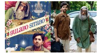 Gulabo Sitabo Movie [2020]