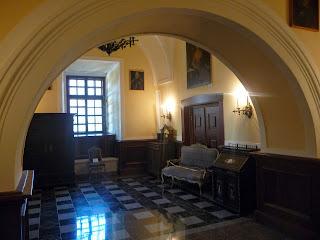 Збараж. Тернопільська обл. Замок. Музейні експозиції