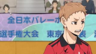 ハイキュー!! アニメ OVA ボールの道 音駒高校 戸美学園 Haikyuu Nekoma   Hello Anime !