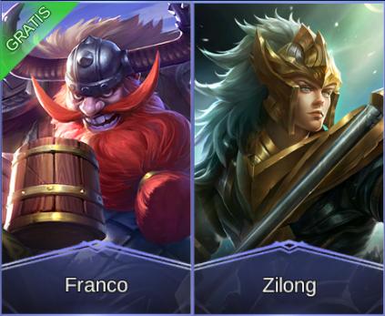 6. Franco & Zilong