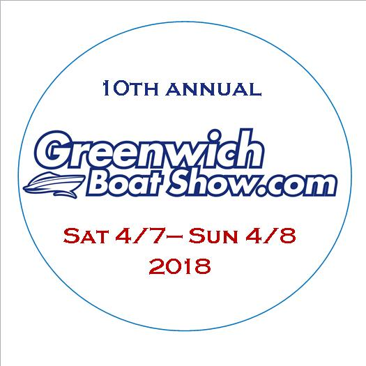 Greenwich Boat Show, Experience life on the water, April 7-8, 2018