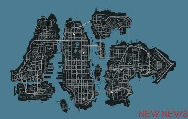 GTA 4 جميع الخرائط و الأسرار والخدع وبعض النصائح