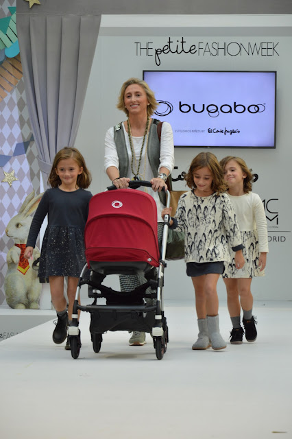 #SayPlease #modainfantil #oi1718 #ThePetiteFashionWeek by #CharHadas #Bugaboo #RoussAndTriplets