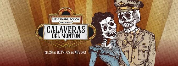 Programa Festival de las Calaveras Aguascalientes 2021