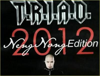 Koleksi Lagu Triad Mp3 Album Neng Nong Editions (2012) Full Rar,Lagu Rock, Triad, Grup Band,
