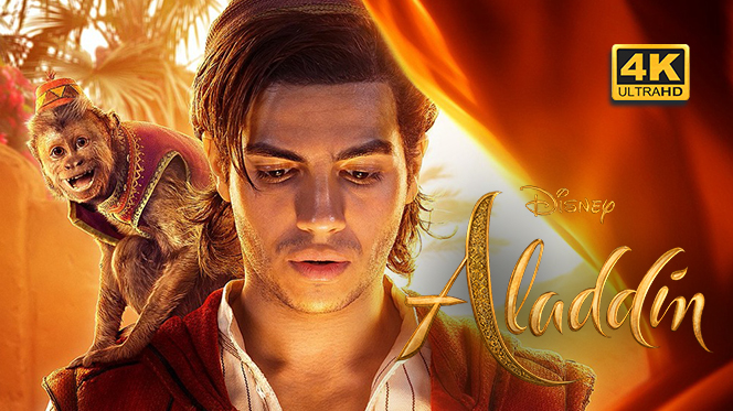Aladdin (2019) 4K UHD 2160p Latino-Ingles