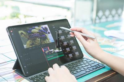 ส่องวิถีครีเอเตอร์ 2021:  ทำไมแท็บเล็ต HUAWEI MatePad Pro สเปกเทพถึงเป็นไอเทมจำเป็น ช่วยให้งานเข้ารัวๆ