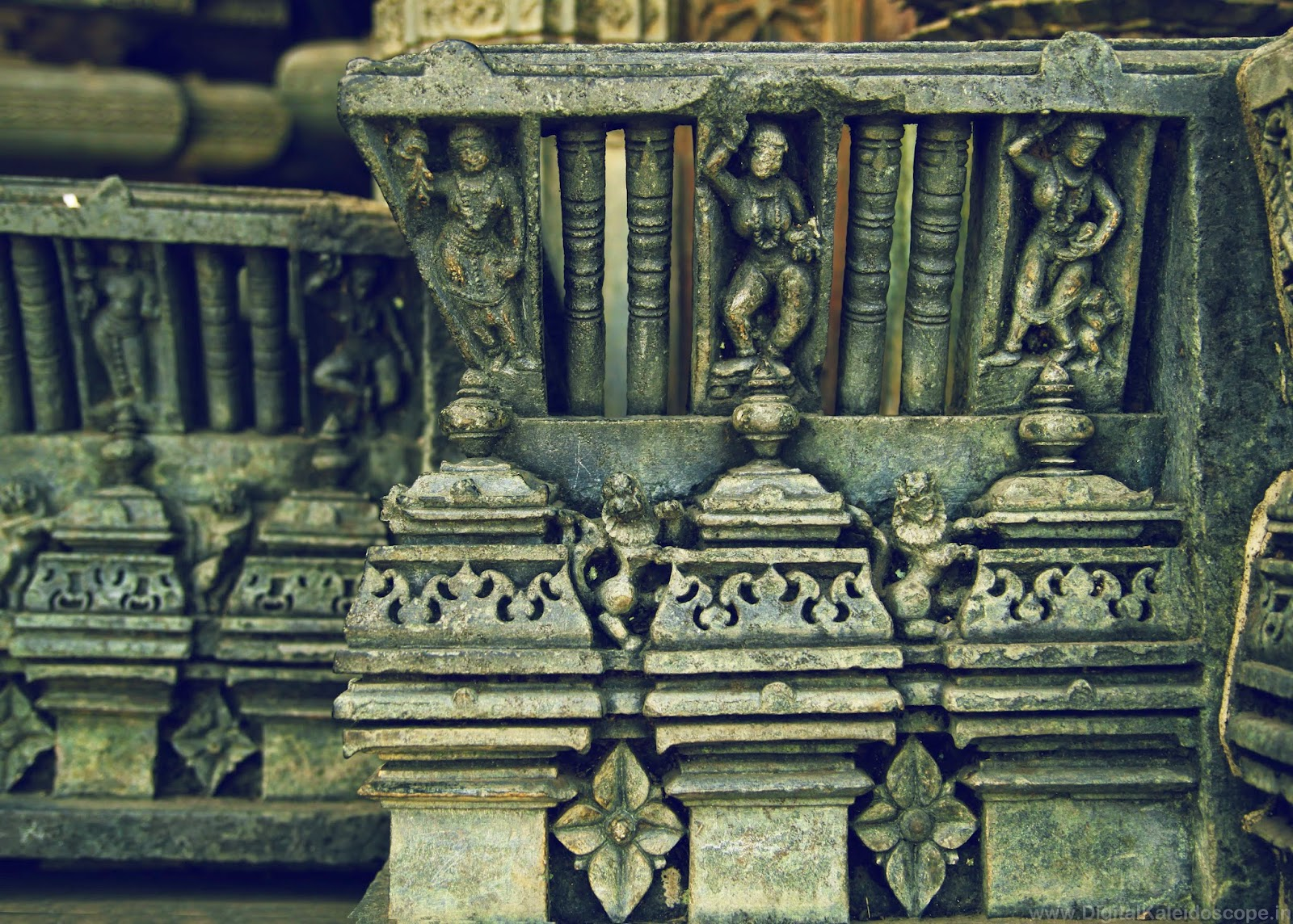 Hoysala sculpture