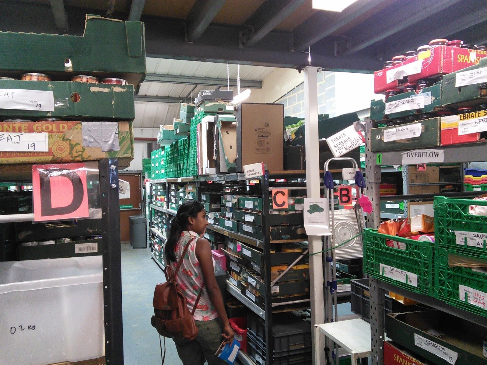 Medway Students Medway Foodbank