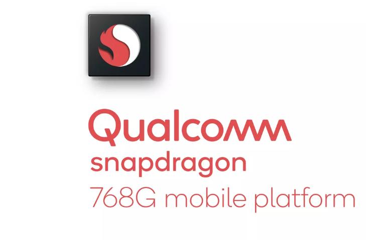 معالج Snapdragon 768G بتقنية الجيل الخامس من كوالكوم يأتي كخليفة لمعالج Snapdragon 765G للهواتف المتوسطة عالية الإمكانيات.