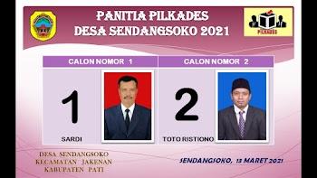 PILKADES SENDANGSOKO 2021