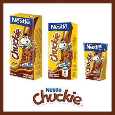 3 Great Reasons To Love Nestle Chuckie Chocolate Milk Drink
