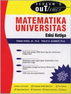 MATEMATIKA UNIVERSITAS EDISI 3