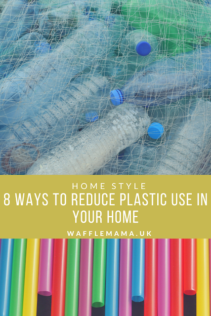 reducing plastic waste ideas and tips plastic free