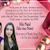 Wando Farias e Dra. Joice Grazielle deixa uma mensagem de Natal e próspero Ano Novo aos amigos rio-antonienses