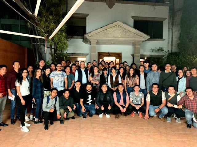Con participación política y social de jóvenes, la 4T está garantizada: Alfredo Ramírez