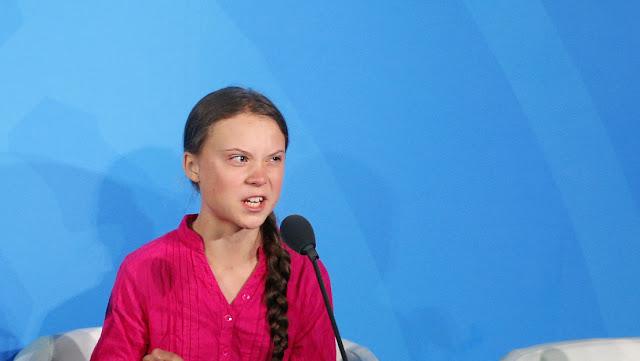 """Greta Thunberg arremete contra los líderes que usan su popularidad para tomarse 'selfis' y """"verse bien"""""""