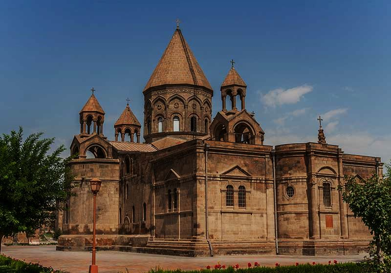 Holy-Etchmiadzin-church-near-Yerevan