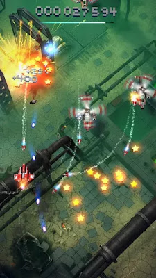 sky force reloaded hile apk indir