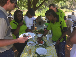 BraaiMaster Team Building