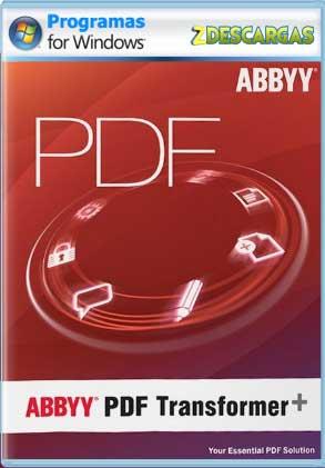 ABBYY PDF Transformer+ Full (Español) [Mega y GDrive]