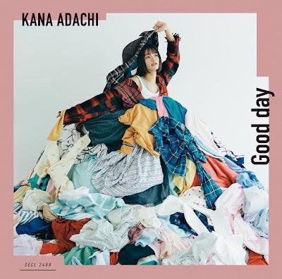 [Lirik+Terjemahan] Kana Adachi – Good day (Hari Yang Baik)