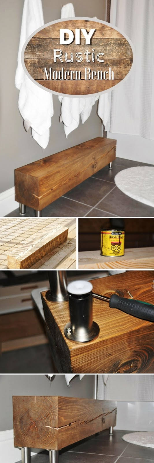 17 Diy Rustic Home Decor Ideas For Living Room: 17 Awesome DIY Wood Craft Ideas For House Design
