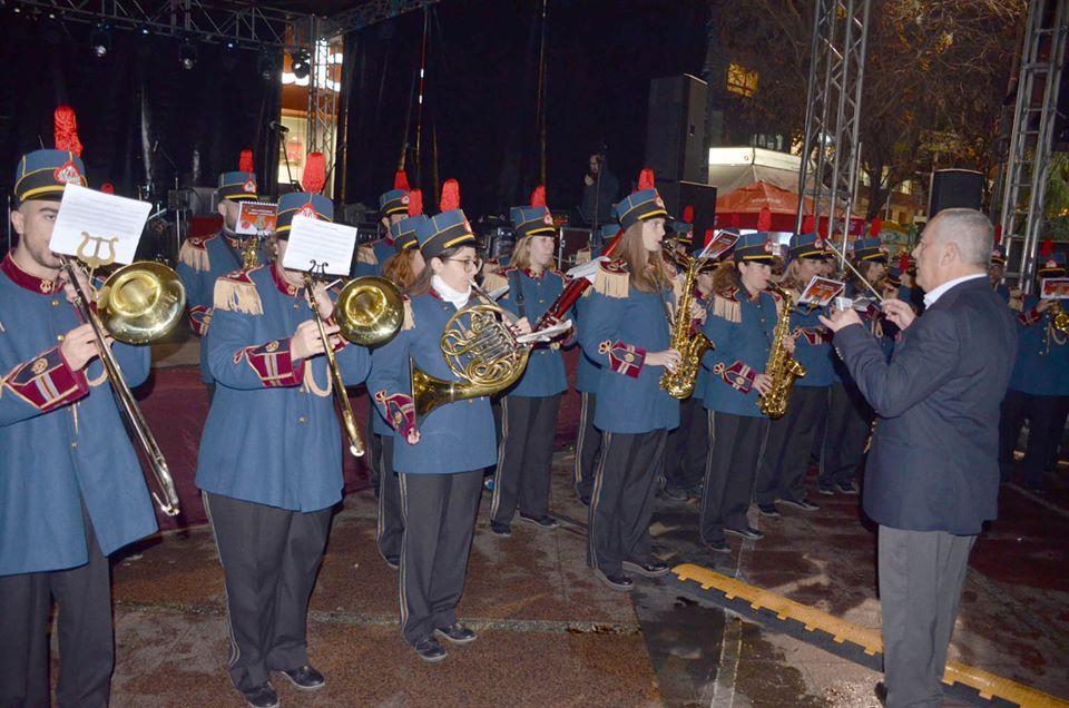 Πλήθος μουσικών εκδηλώσεων στη Λάρισα τα Χριστούγεννα