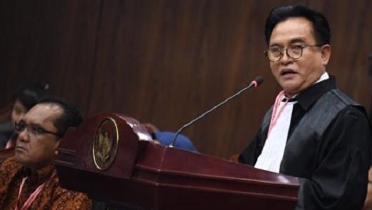 Yusril Tanggapi Haris Azhar Tolak Bersaksi untuk Prabowo dan Pergantian Saksi Kubu 02