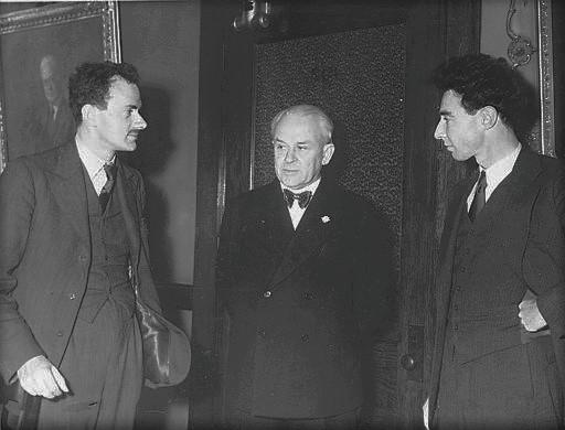 Paul Dirac, Robert Oppenheimer Poetry Anecdote